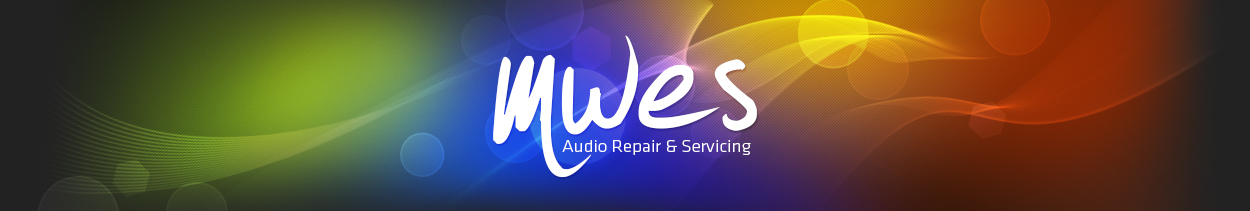 MWES | Audio Repair Manchester